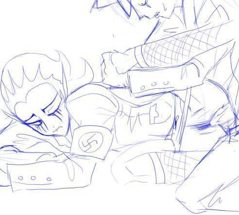 chase x young jack spicer Infamous 2 nix or kuo