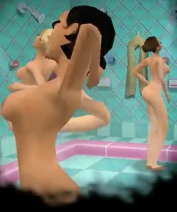 larry harriet suit leisure uncensored Dog knots in girls ass