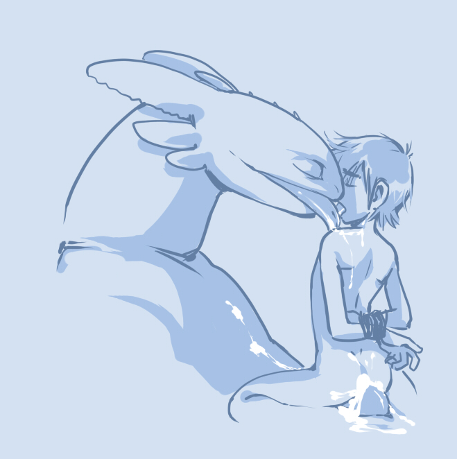 shadow to how lugia get in oras Steven universe tiny floating whale
