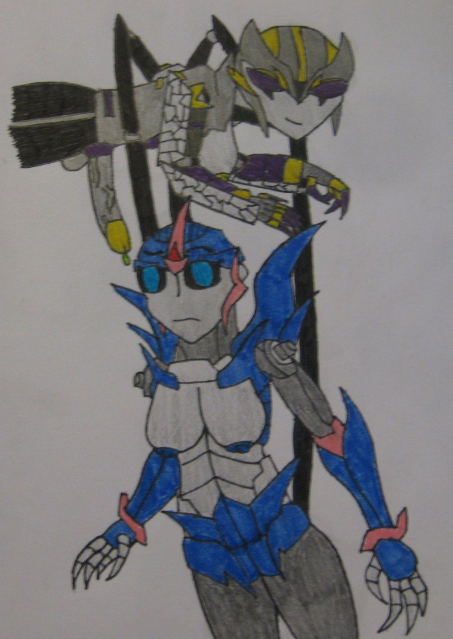 transformers prime and arcee fanfiction jack Avatar the last airbender blowjob