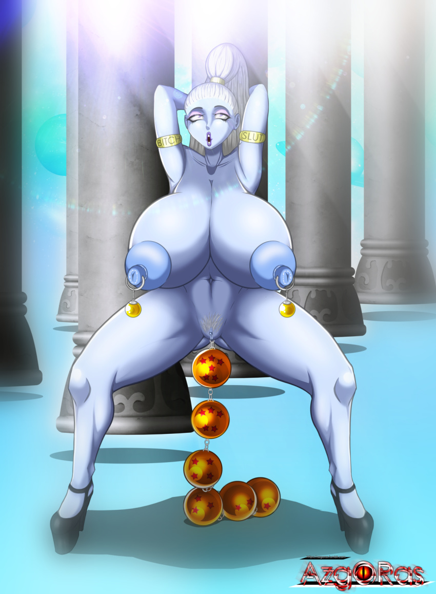 naked ball z dragon pictures Esdeath from akame ga kill