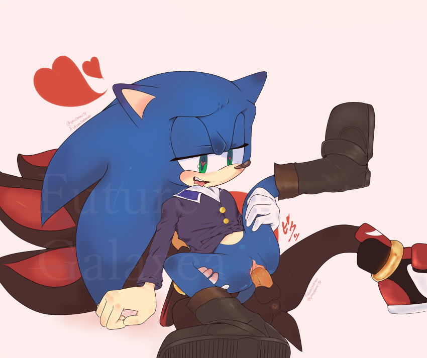 hedgehog shadow the crossed arms Hiro darling in the franxx