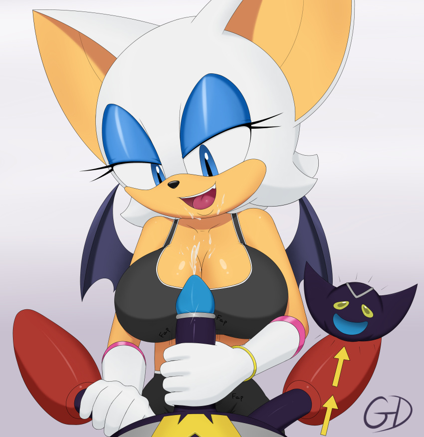 porn the rouge bat sonic Android 21 and 18 hentai