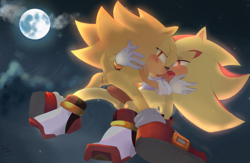 crossed arms the shadow hedgehog My little pony gif e621