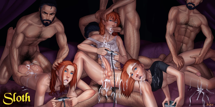 deadly sins diane naked 7 Beast boy and raven fanfiction